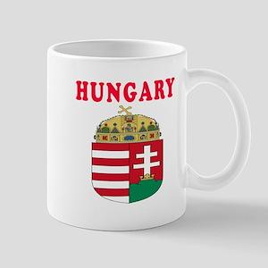 Hungary Coat Of Arms Designs Mug