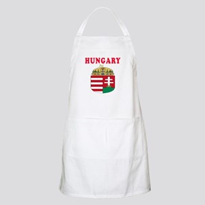 Hungary Coat Of Arms Designs Apron