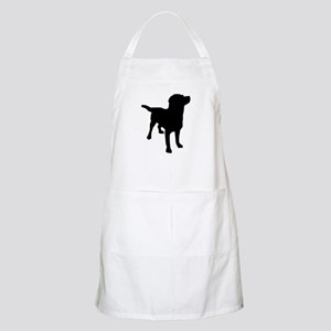 Dog Silhouette Apron