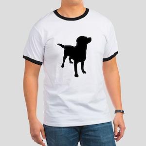 Dog Silhouette T-Shirt