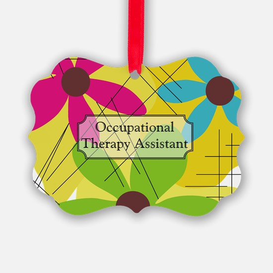 Occupational Therapy Ornament