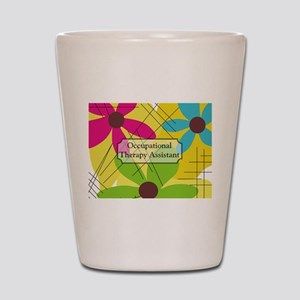 Occupational Therapy Shot Glass