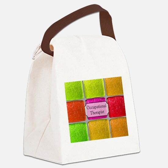 OT 12 Canvas Lunch Bag