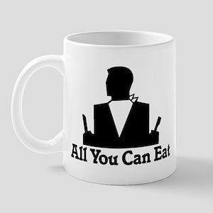 All You Can Eat Mug