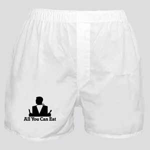 All You Can Eat Boxer Shorts