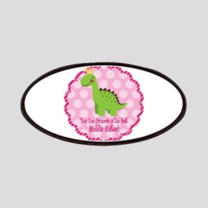 Dino Princess Middle Sister Patches