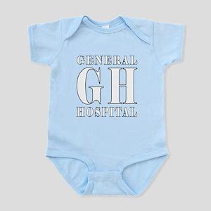 General Hospital Infant Bodysuit