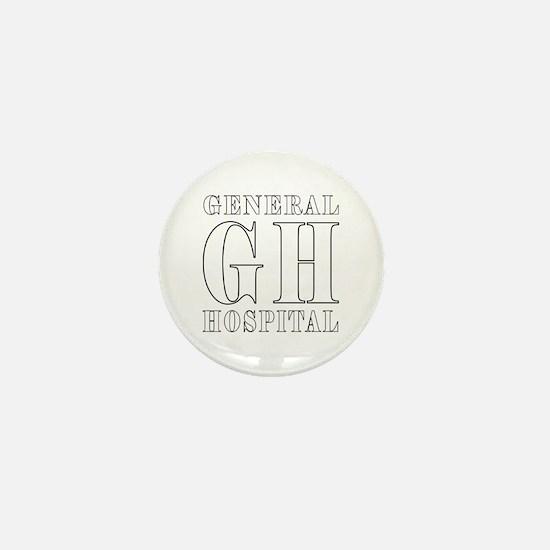 General Hospital Mini Button