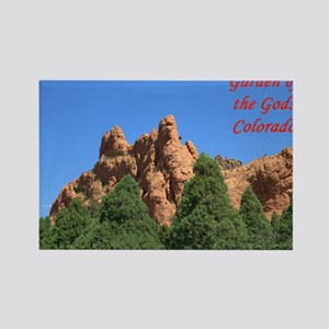 Garden of the Gods #1 Magnets