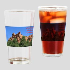 Garden of the Gods #1 Drinking Glass