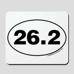 26.2 Miles Mousepad