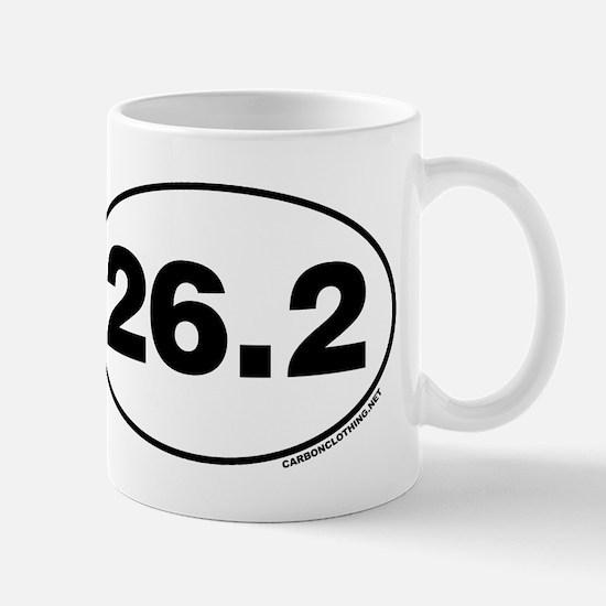 26.2 Miles Small Mug