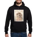 Poodle Hoodie (dark)