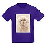 Poodle Kids Dark T-Shirt