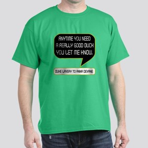 Duke Bucks Anna Dark T-Shirt