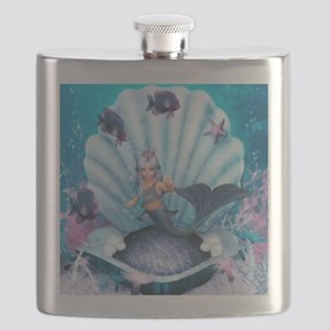 Best Seller Merrow Mermaid Flask