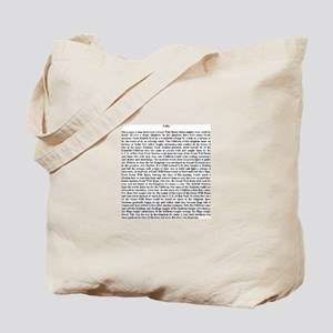 Thelemic Fable Tote Bag