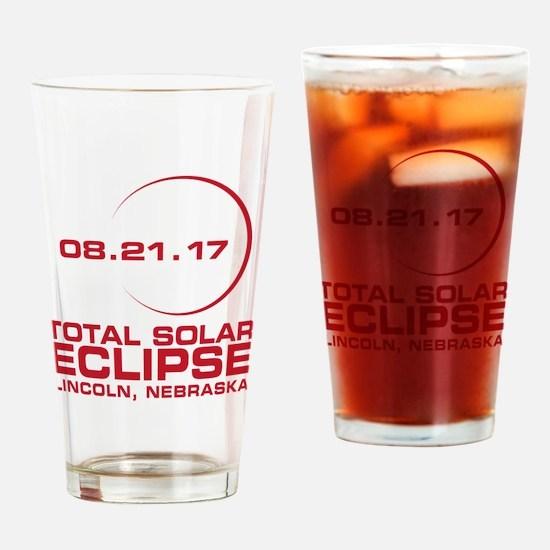 Unique Nebraska Drinking Glass