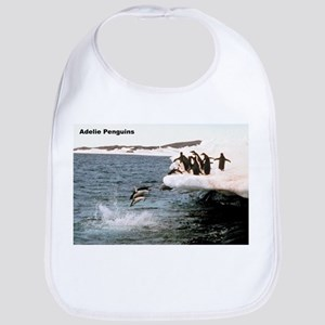 Adelie Penguins Bib
