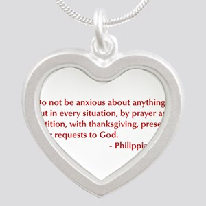 Philippians-4-6-opt-burg Necklaces
