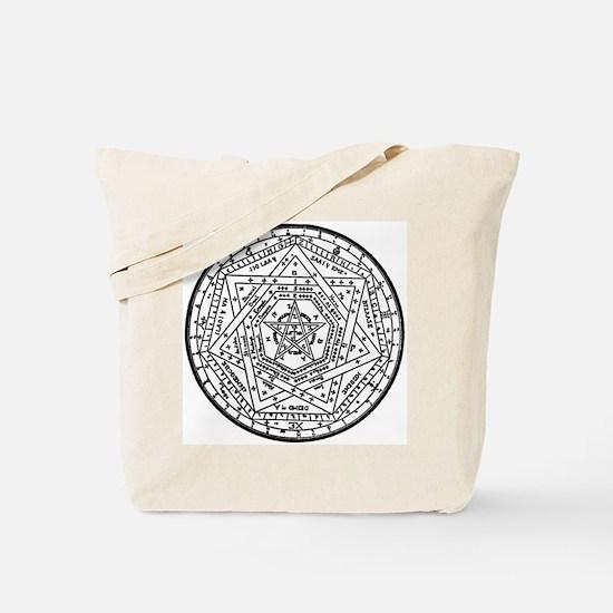 Sigillum Dei Aemeth Tote Bag