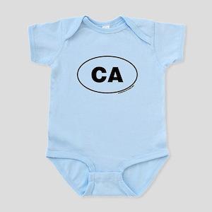 California, CA Body Suit