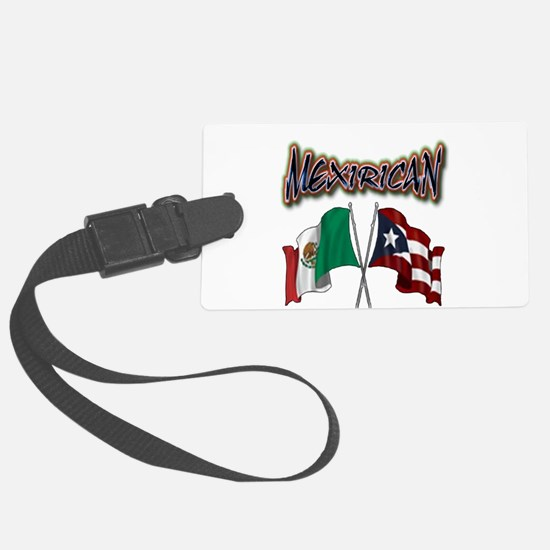 Mexirican_FF Luggage Tag