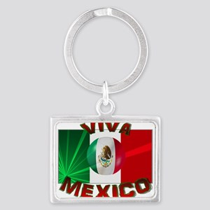 Mexico-flag3 Keychains