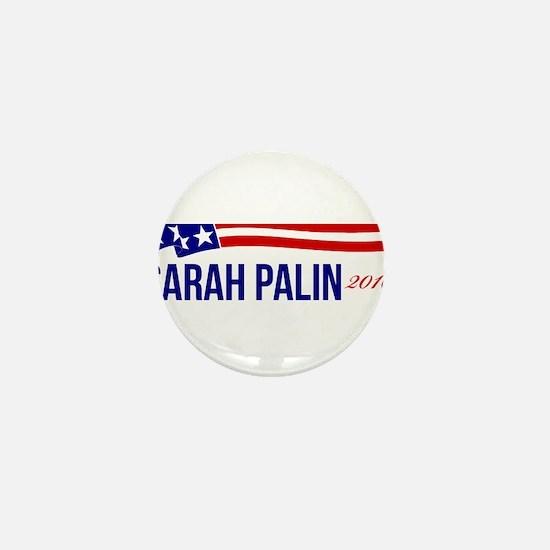 Sarah Palin 2016 Mini Button