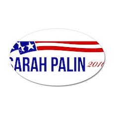 Sarah Palin 2016 Wall Decal