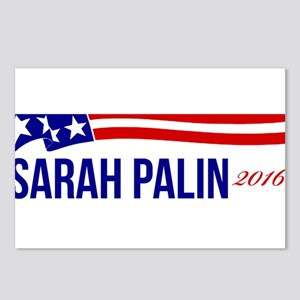 Sarah Palin 2016 Postcards (Package of 8)