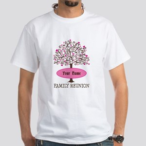 Personalized Family Tree Reunion T-Shirt
