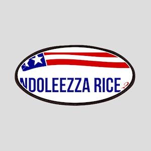 Condoleezza Rice 2016 Patches