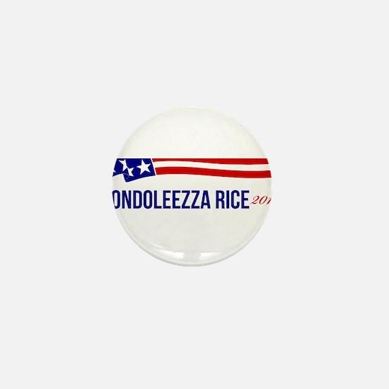 Condoleezza Rice 2016 Mini Button
