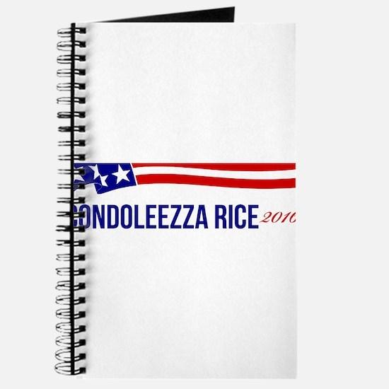 Condoleezza Rice 2016 Journal