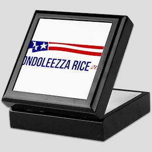 Condoleezza Rice 2016 Keepsake Box