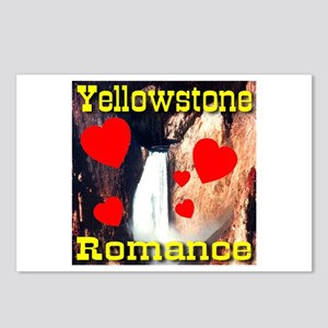 Yellowstone Romance Postcards (Package of 8)