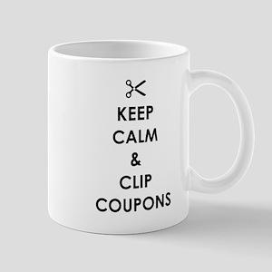 CLIP COUPONS Mug