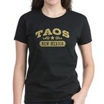 Taos New Mexico Women's Dark T-Shirt