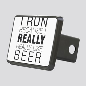 Run for Beer. Hitch Cover