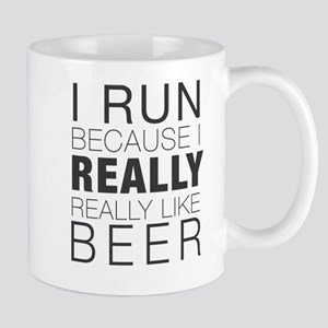 Run for Beer. Mug
