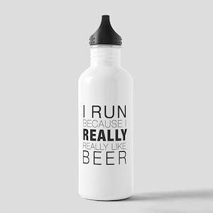 Run for Beer. Water Bottle
