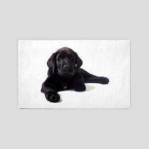 Labrador Retriever 3'x5' Area Rug
