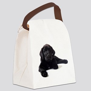 Labrador Retriever Canvas Lunch Bag