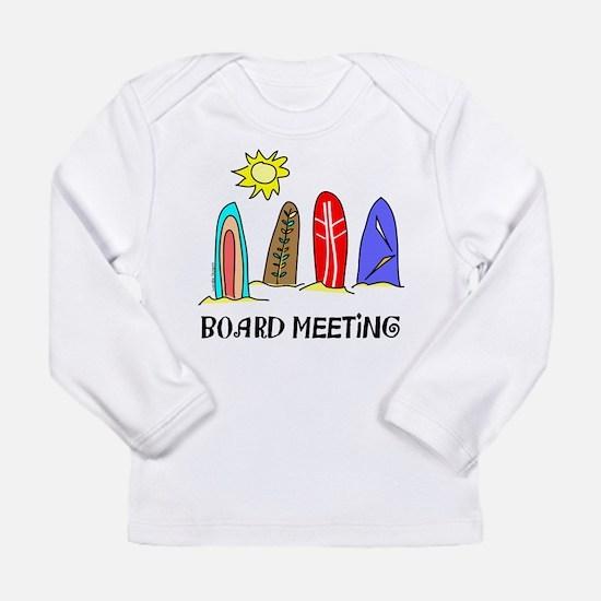 Surf Long Sleeve Infant T-Shirt