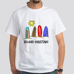 Surf White T-Shirt