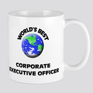 World's Best Corporate Executive Officer Mug