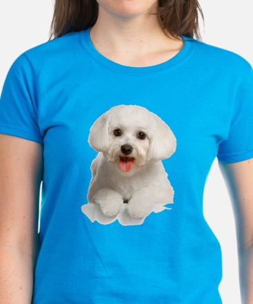 Bichon Frise Women's Dark T-Shirt