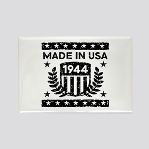 Made In USA 1944 Rectangle Magnet