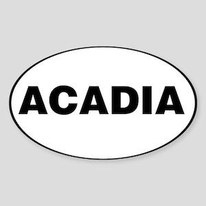 Acadia National Park, Acadia, Sticker